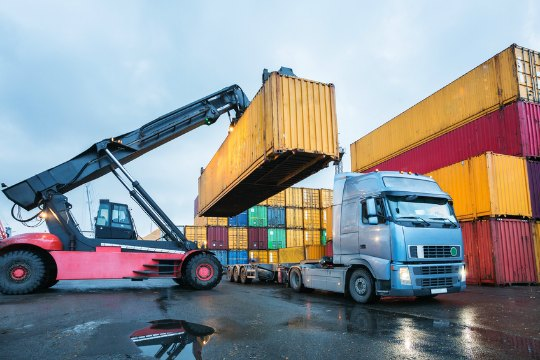 Drayage Services In Intermodal Shipping Freightquote