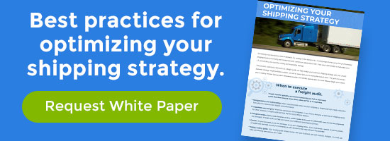 Best practices for optimizing your shipping strategy