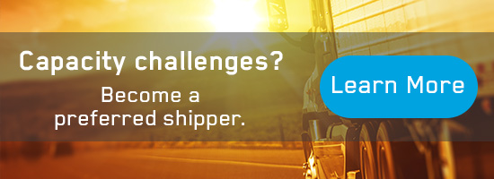 Become a preferred TL shipper