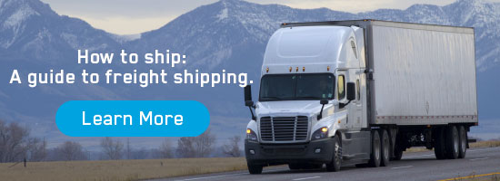 how to ship freight guide