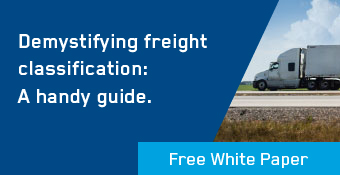 whitepaper demystifying freight classification