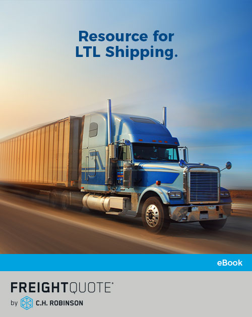Resource for LTL Shipping