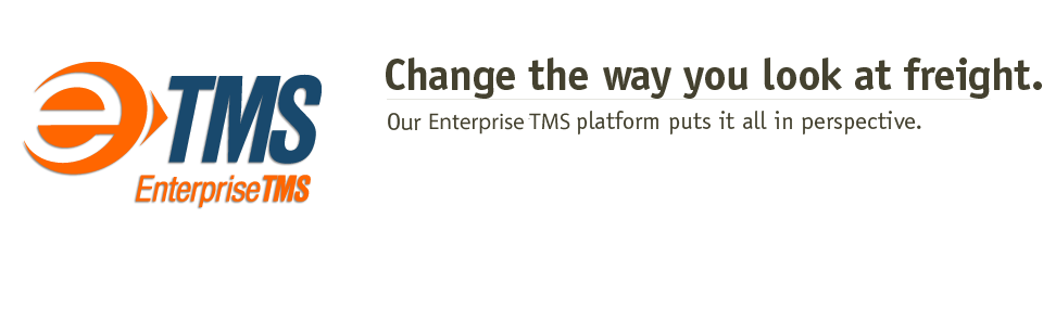 Change the way you look at freight. Our Enterprise TMS platform puts it all in perspective.